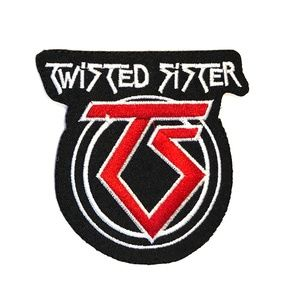 Other - Twisted Sister Patch, Iron On Patches, Band DIY